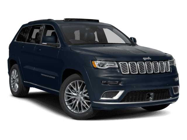 NEW 2017 JEEP GRAND CHEROKEE SUMMIT 4X4