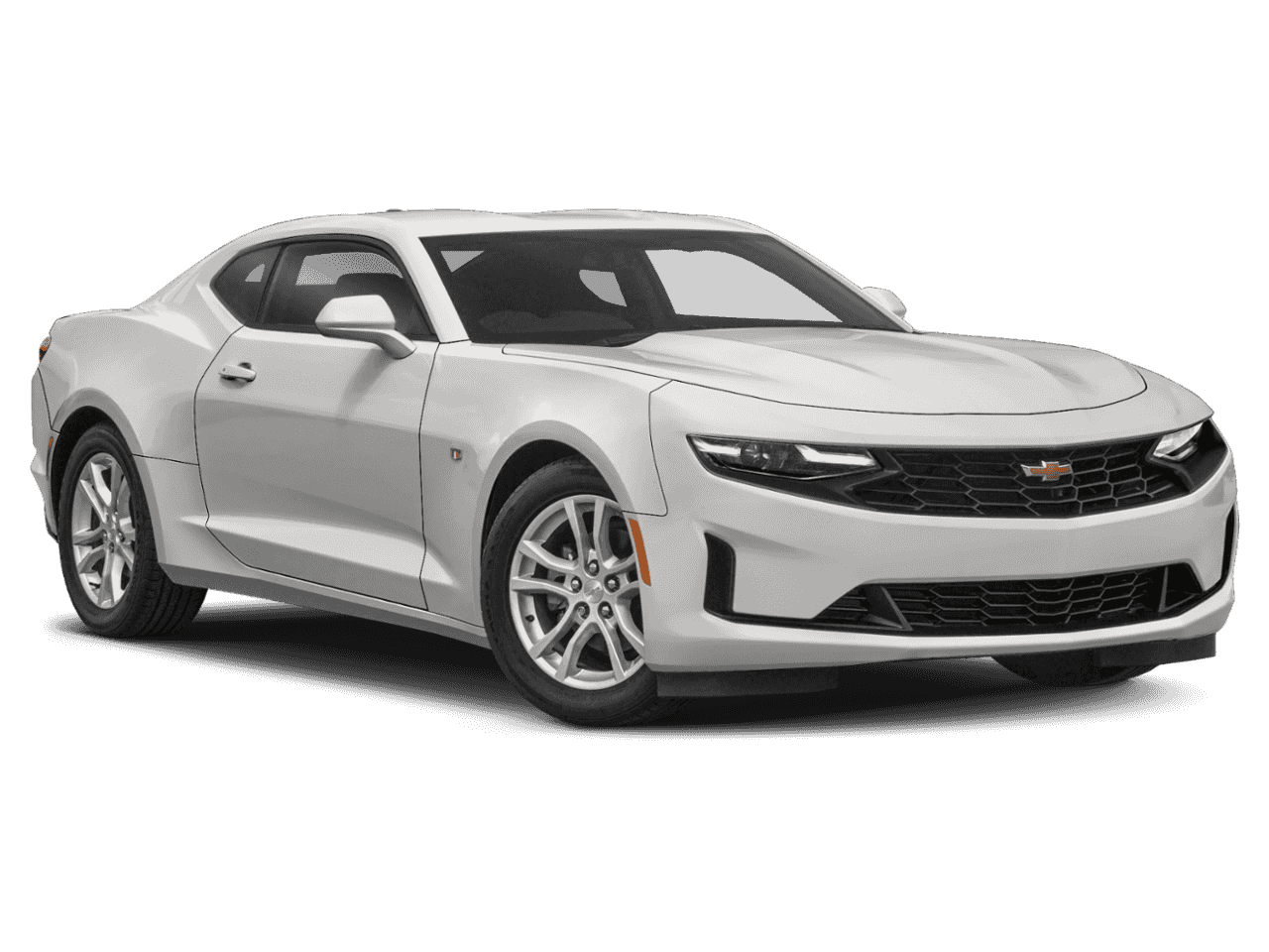 New 2021 Chevrolet Camaro 1LS