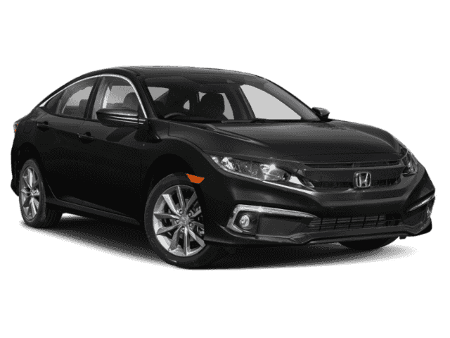 New 2019 Honda Civic EX-L CVT