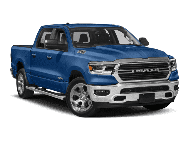 New 2019 Ram 1500 Big Horn 4x4 Crew Cab 5'7 Box