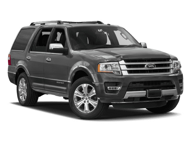New 2017 Ford Expedition Platinum 4WD
