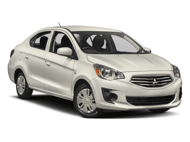 New 2018 Mitsubishi Mirage G4 SE Sedan 4D