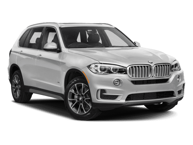 New 2018 BMW X5 xDrive50i With Navigation & AWD
