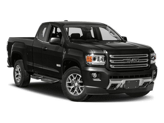 new 2018 gmc canyon all terrain 4d extended cab in. Black Bedroom Furniture Sets. Home Design Ideas