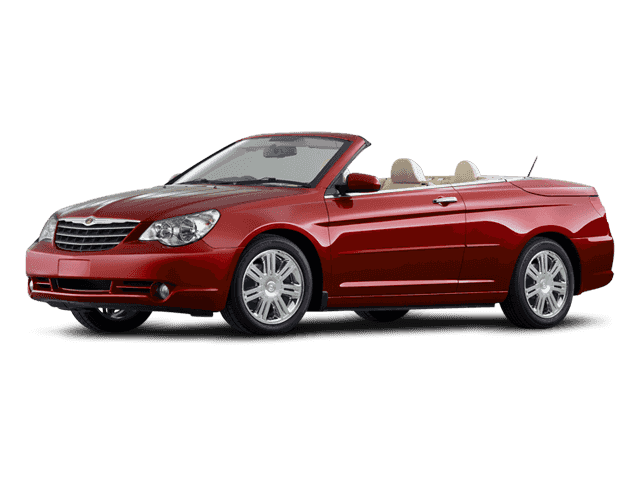Pre-Owned 2008 Chrysler Sebring 2dr Conv Touring FWD
