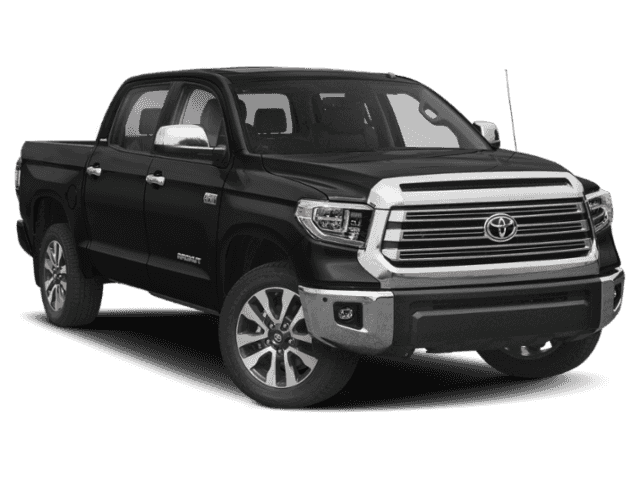 New 2019 Toyota Tundra Limited With Navigation & 4WD