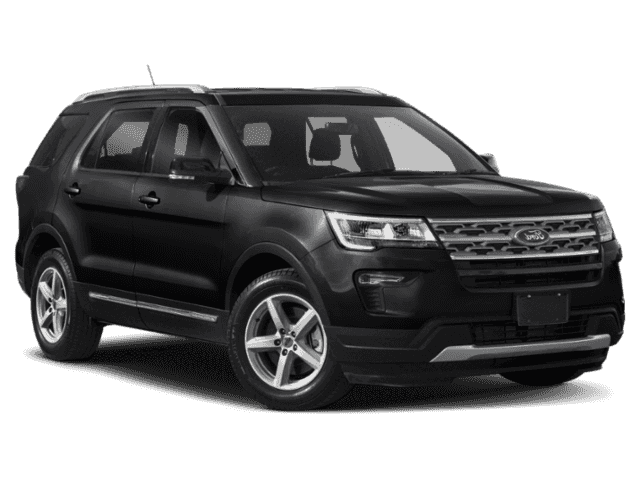 New 2018 Ford Explorer Platinum