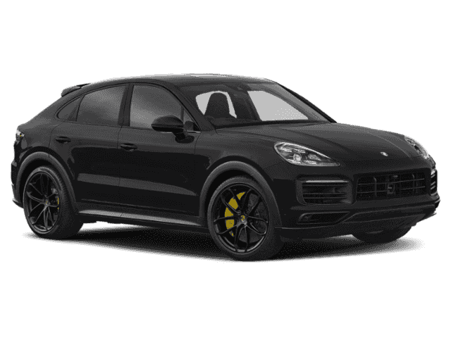 New 2020 Porsche Cayenne Coupe Base