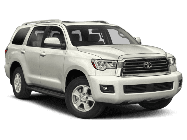 New 2019 Toyota Sequoia Platinum 2WD
