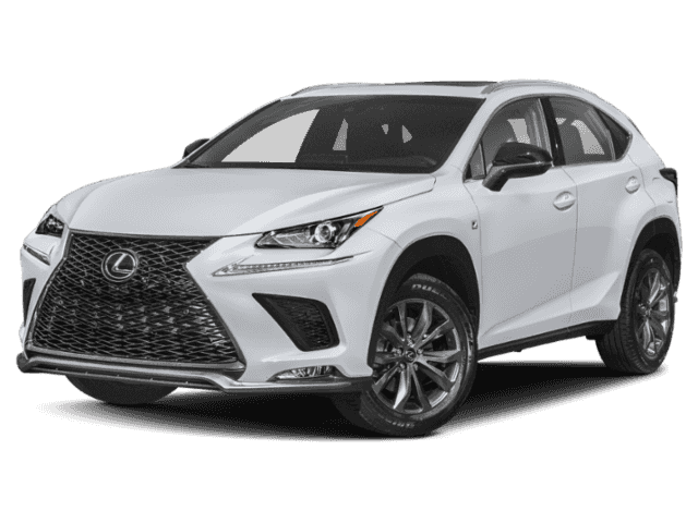 New 2020 Lexus NX 300 F SPORT - Offsite Location