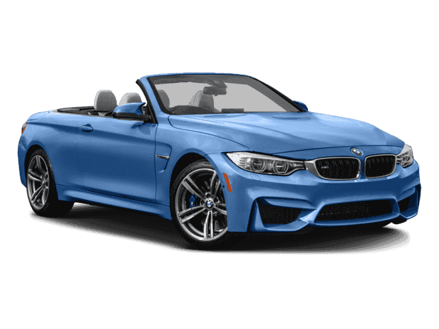 New 2017 BMW M4 Base RWD 2dr Convertible