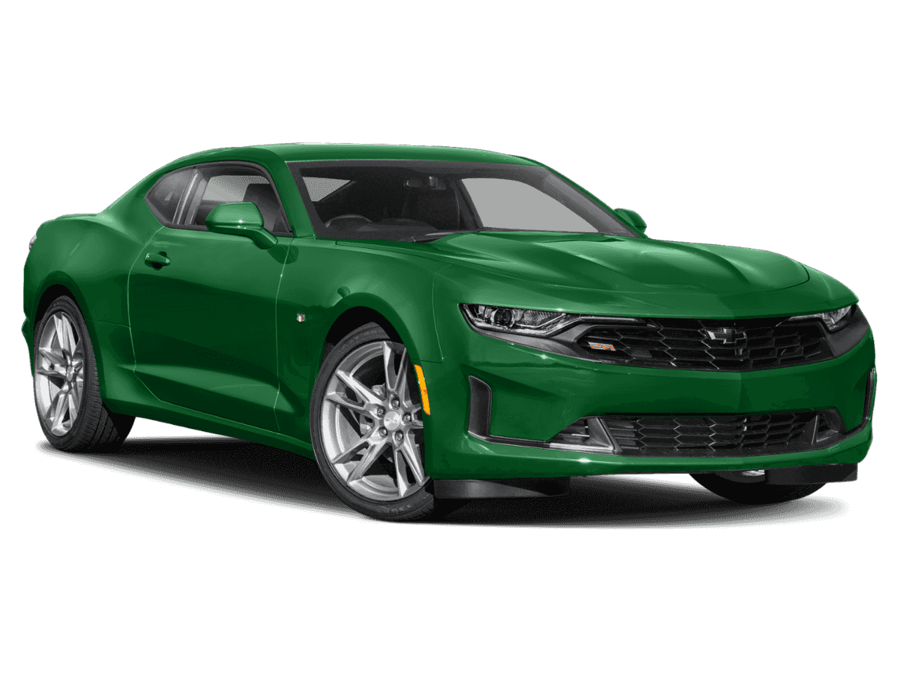 New 2020 Chevrolet Camaro 2LT