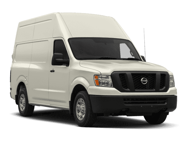 New Nissan NV2500 HD S