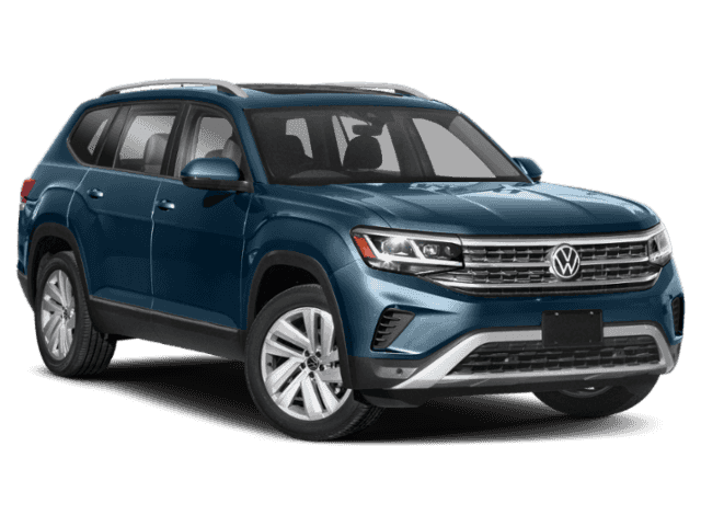 New 2021 Volkswagen Atlas V6 SEL with 4MOTION®