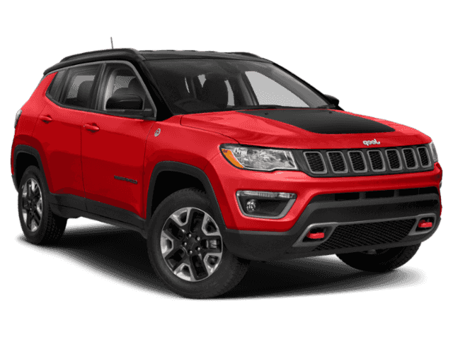 New 2019 Jeep Compass Trailhawk 4x4