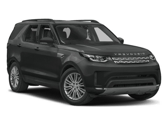 New 2017 Land Rover Discovery First Edition