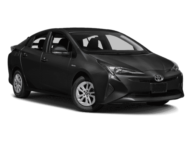 New 2017 Toyota Prius Three With Navigation