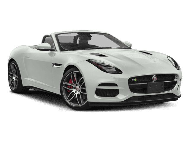 New 2018 Jaguar F-TYPE 340HP
