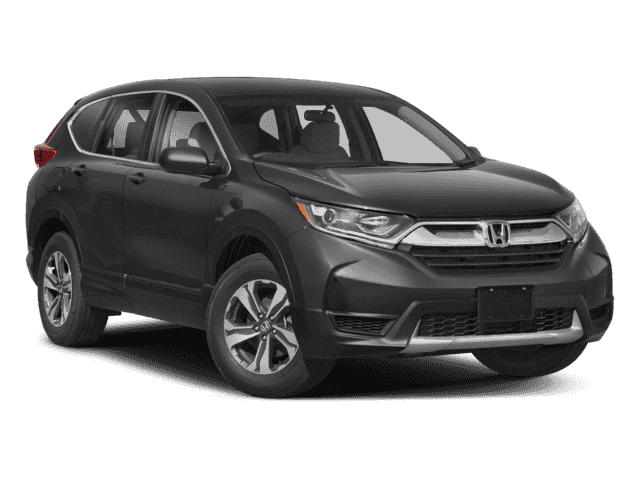 New 2018 Honda CR-V LX