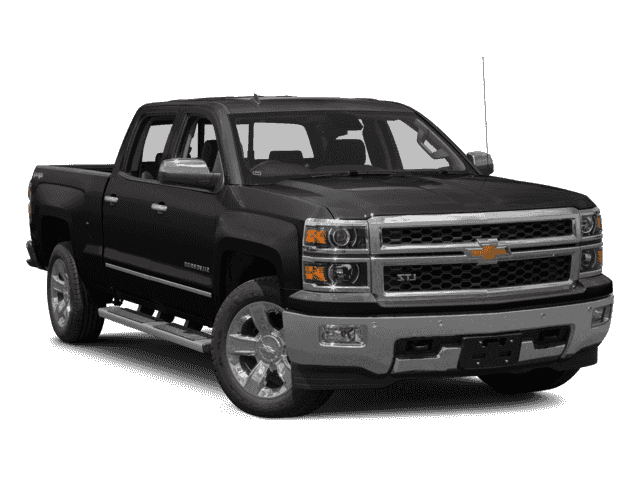 Certified Pre-Owned 2015 Chevrolet Silverado 1500 High Country 4WD