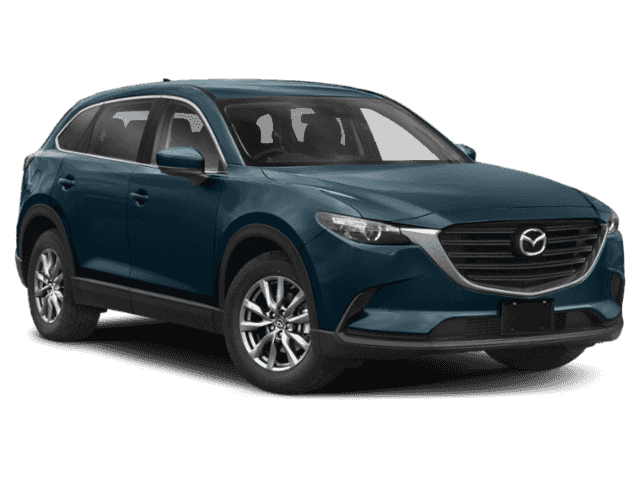 New 2020 Mazda CX-9 Grand Touring AWD Sport Utility