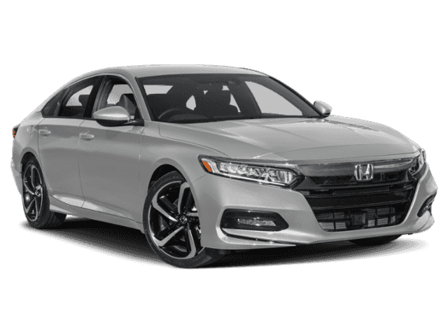 New 2019 Honda Accord Sedan Sport CVT