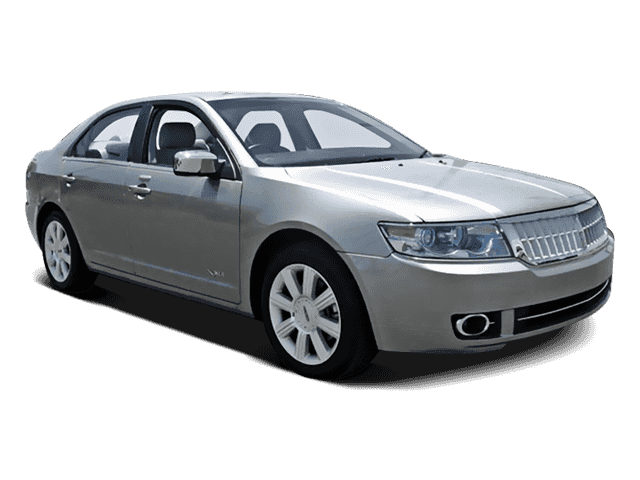 Pre-Owned 2008 LINCOLN MKZ Sedan 4D