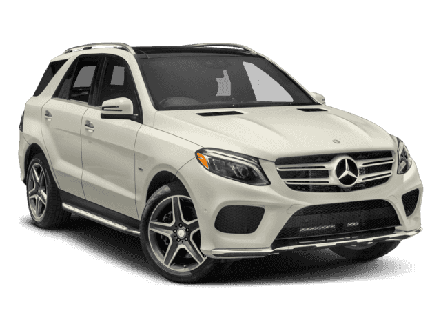 New 2017 Mercedes-Benz GLE GLE550e