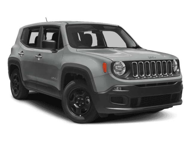 Pre-Owned 2016 Jeep Renegade Sport FWD