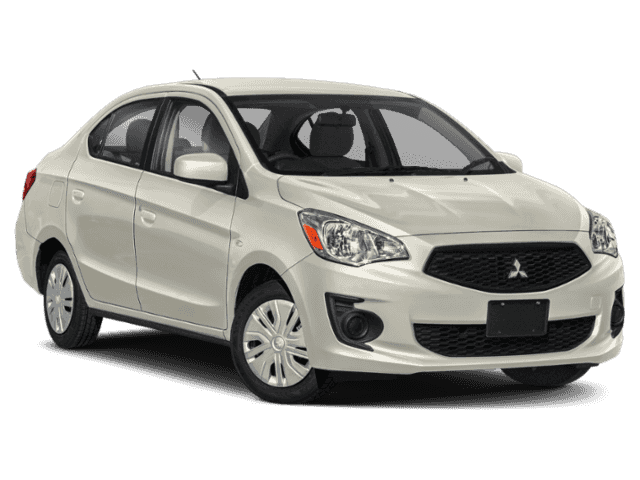New 2020 Mitsubishi Mirage G4 SE