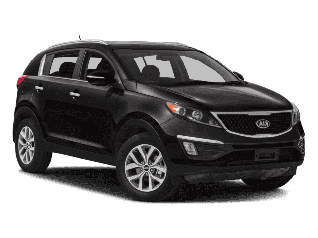 Pre-Owned 2016 Kia Sportage 4d SUV AWD LX Popular AWD