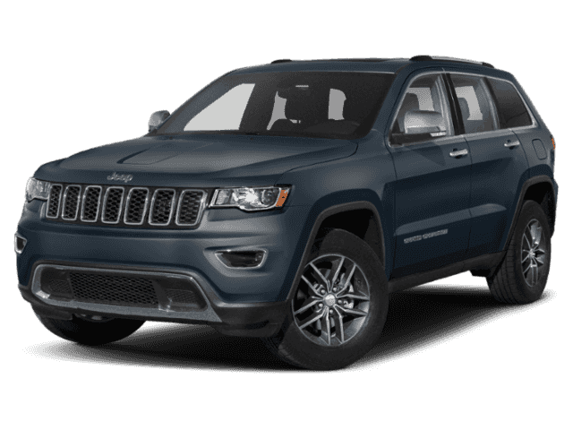New 2020 JEEP Grand Cherokee Limited X 4x2 Sport Utility