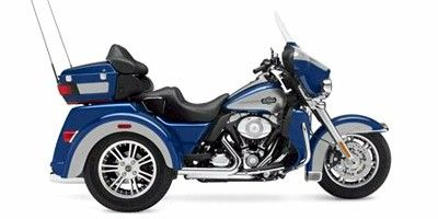 Pre-Owned 2010 Harley-Davidson Tri Glide Ultra Classic