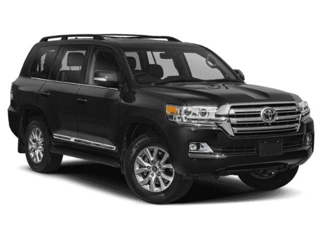 New 2019 Toyota LAND CRUISER 4WD SUV V8