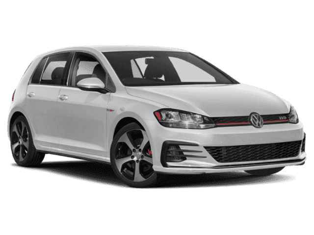 New 2019 Volkswagen Golf GTI 5-Dr 2.0T 7sp at DSG w/Tip