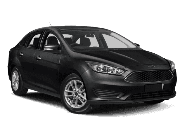 New Ford Focus S Sedan