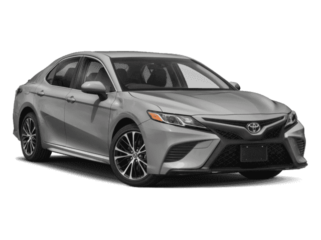 New 2018 Toyota Camry SE 2WD 4-DOOR SE SEDAN