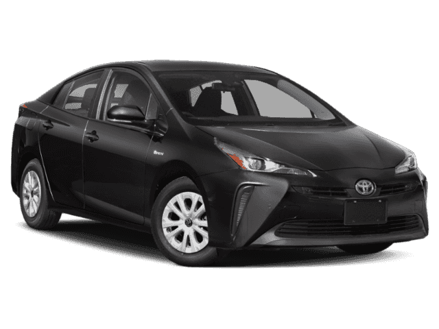 New 2019 Toyota PRIUS LIMITED HV