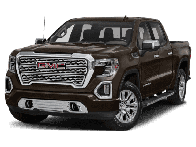 New 2019 GMC Sierra 1500 New Crew 4x4 Denali / Standard Box Four Wheel Drive Pick up