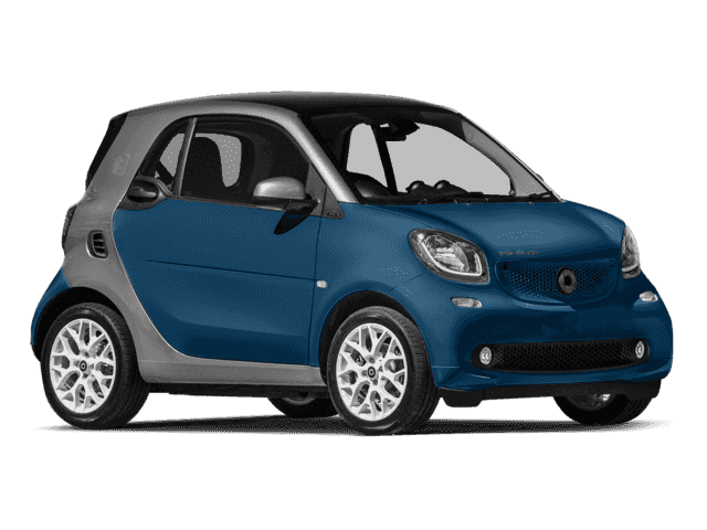 New 2018 smart fortwo coupe fortwo