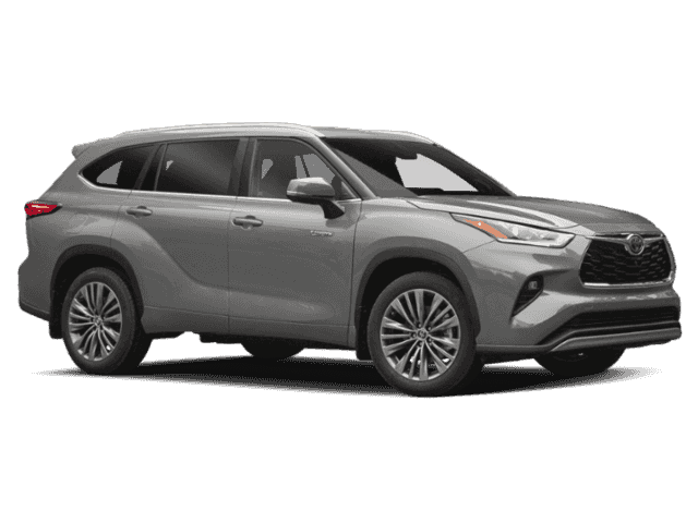 New 2020 Toyota Highlander Hybrid LTD