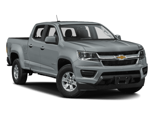 New 2018 Chevrolet Colorado WT