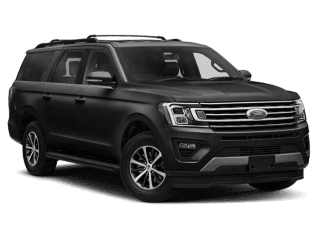 New 2019 Ford Expedition Max XLT