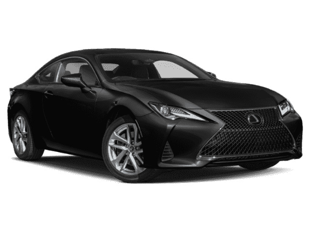 New 2020 Lexus RC RC 300