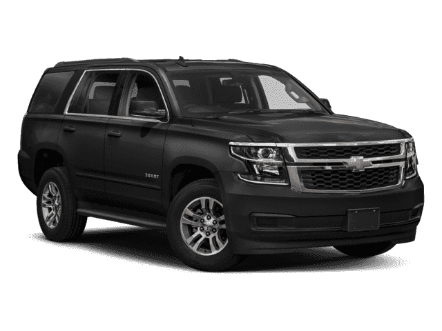 New 2018 Chevrolet Tahoe LT