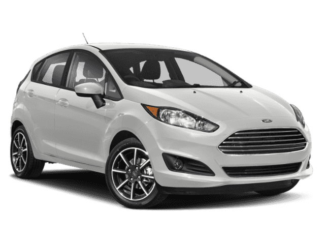 New 2019 Ford Fiesta SE HATCH
