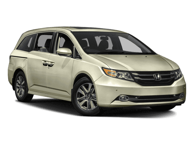 New Honda Odyssey Touring Elite