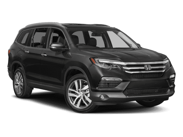 New 2017 Honda Pilot Elite Awd