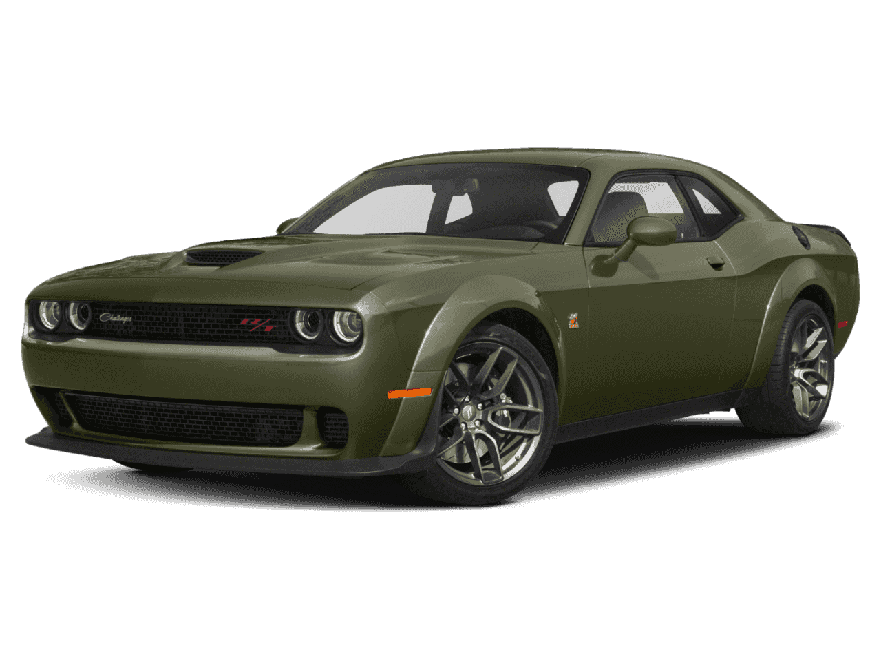 New 2020 DODGE Challenger R/T Scat Pack 50th Ann. Widebody