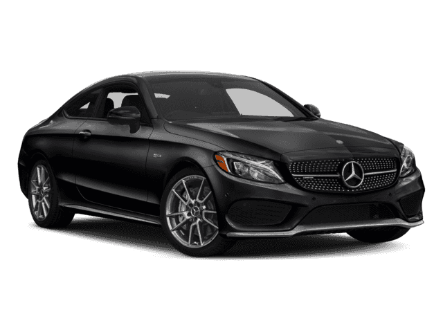 New Mercedes-Benz C-Class AMG® C 43 Coupe